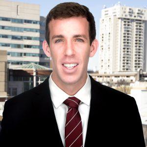 Headshot of Brian D. Van Pelt